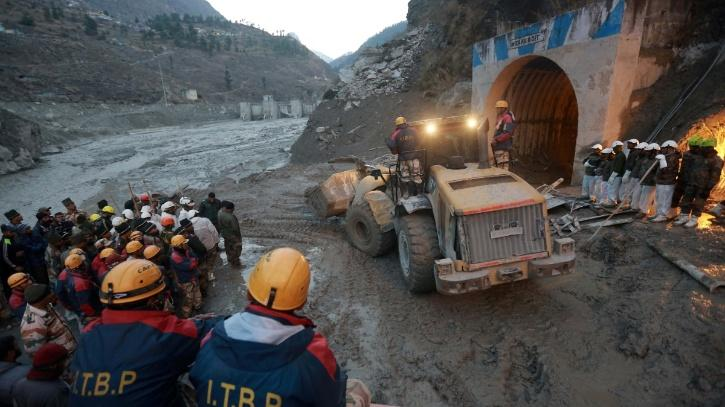 Of the more than 200 missing, the bodies of 38 people have been recovered and two were found alive,