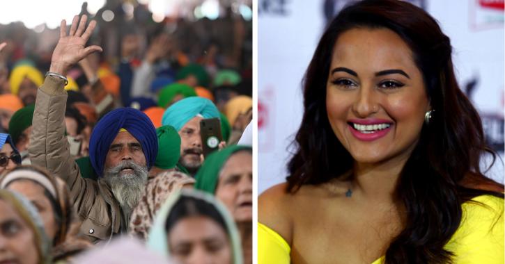 Internet Hails Sonakshi Sinha As Real Dabangg For Having A