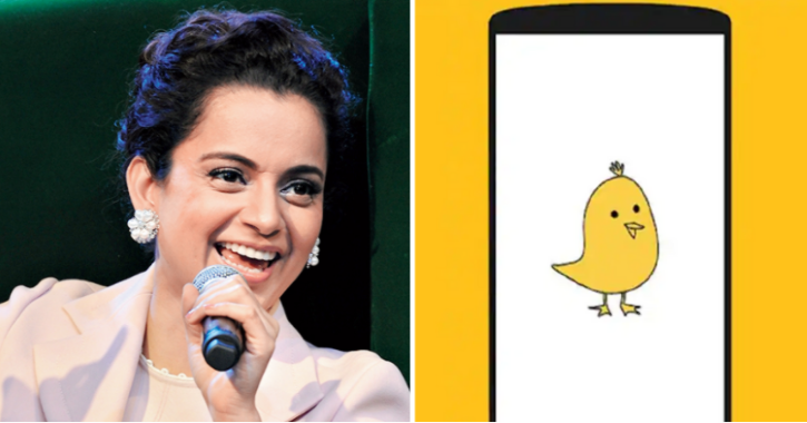 Kangana Threatens To Quit Twitter To Join Koo App, People Say