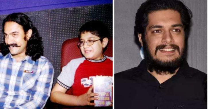 Aamir Khan and Reema