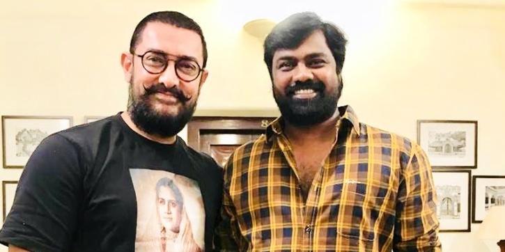 Vijay Sethupathi  and Aamir Khan / Twitter