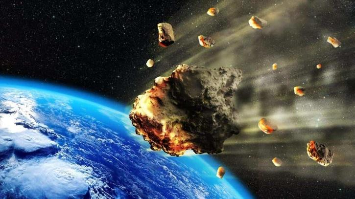 Asteroid coming towards Earth