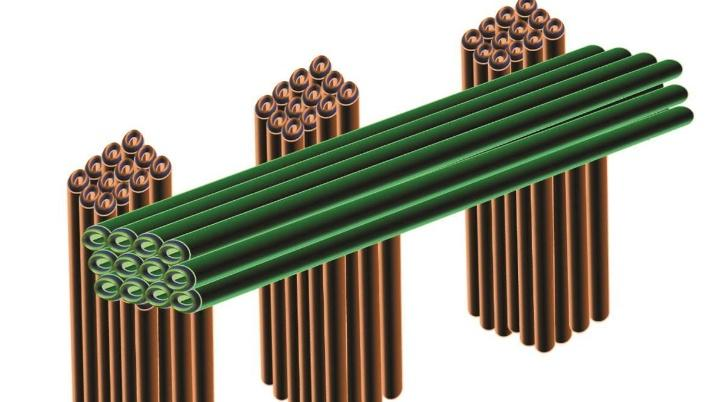 bamboo barriers