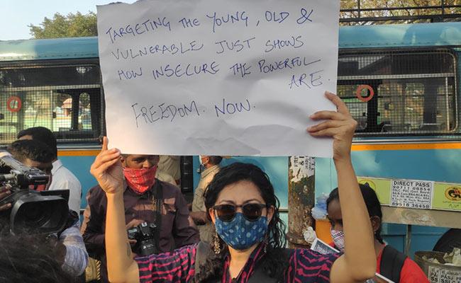 banner-disha-protest