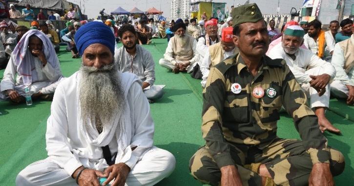 crowd thin ghazipur