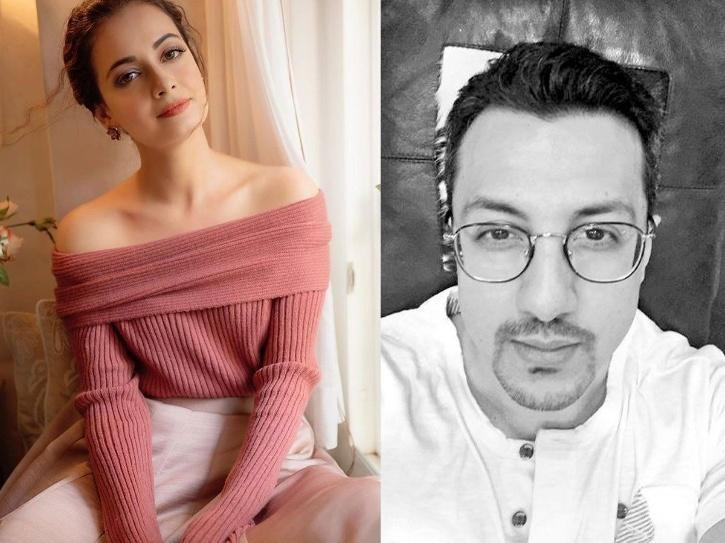 Dia Mirza and Vaibhav Rekhi / Indiatimes