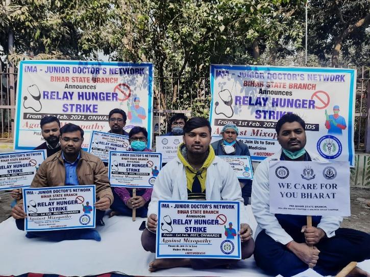 doctors hunger strike