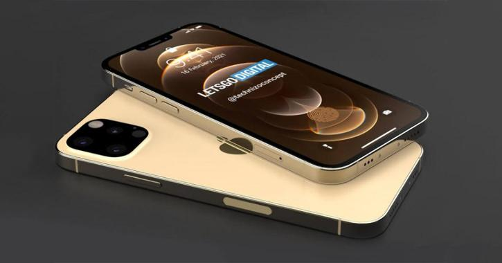 Apple iPhone 13 Pro concept design