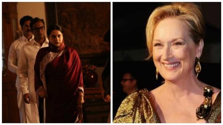 Kangana Ranaut and Meryl Streep / Indiatimes