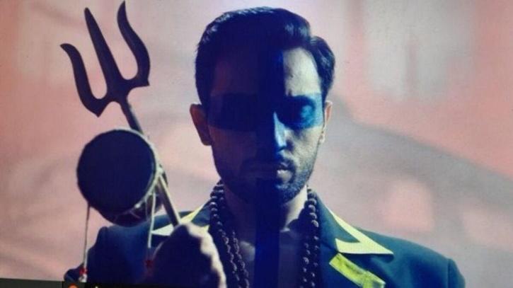 Mohammed Zeeshan Ayyub as Lord Shiva in Tandav / Amazon Prime Video
