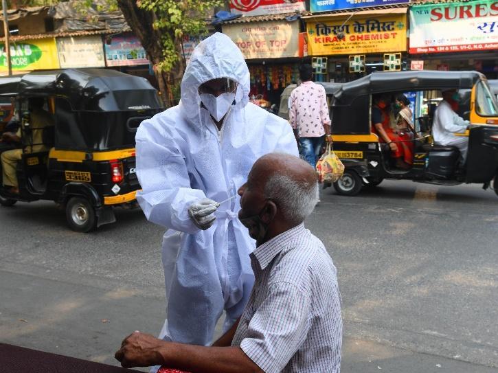 Mumbai COVID testing