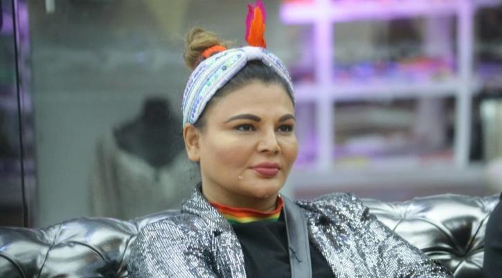 Rakhi Sawant in Bigg Boss 14 / Voot
