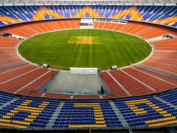 Motera Stadium Is Ready To Host The Third Test