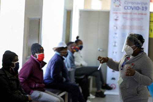 south africa vaccine gaffe