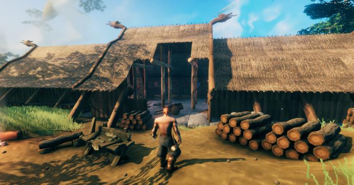 Valheim game Steam download