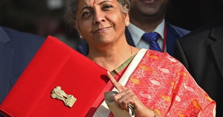sitharaman budget