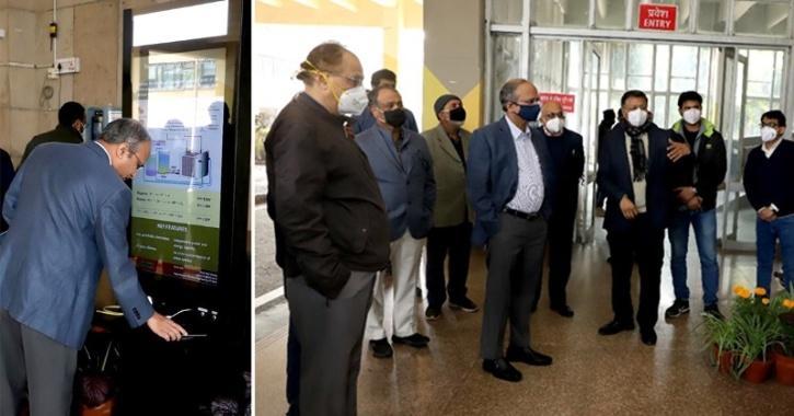 IIT Delhi Deploys