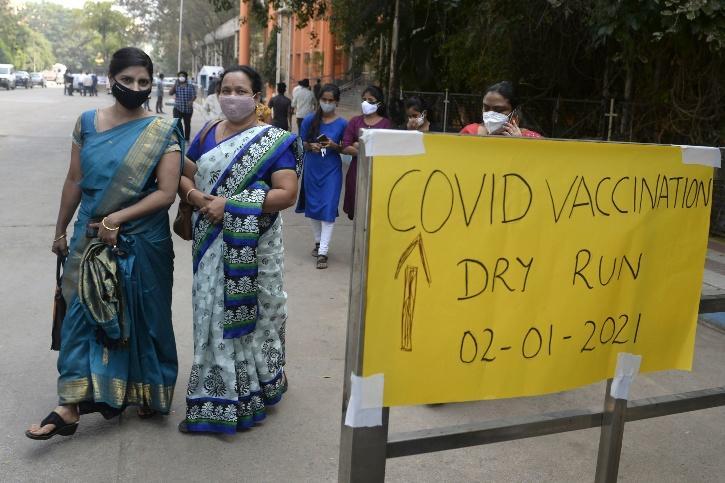 COVID-19 Vaccine Dry Run