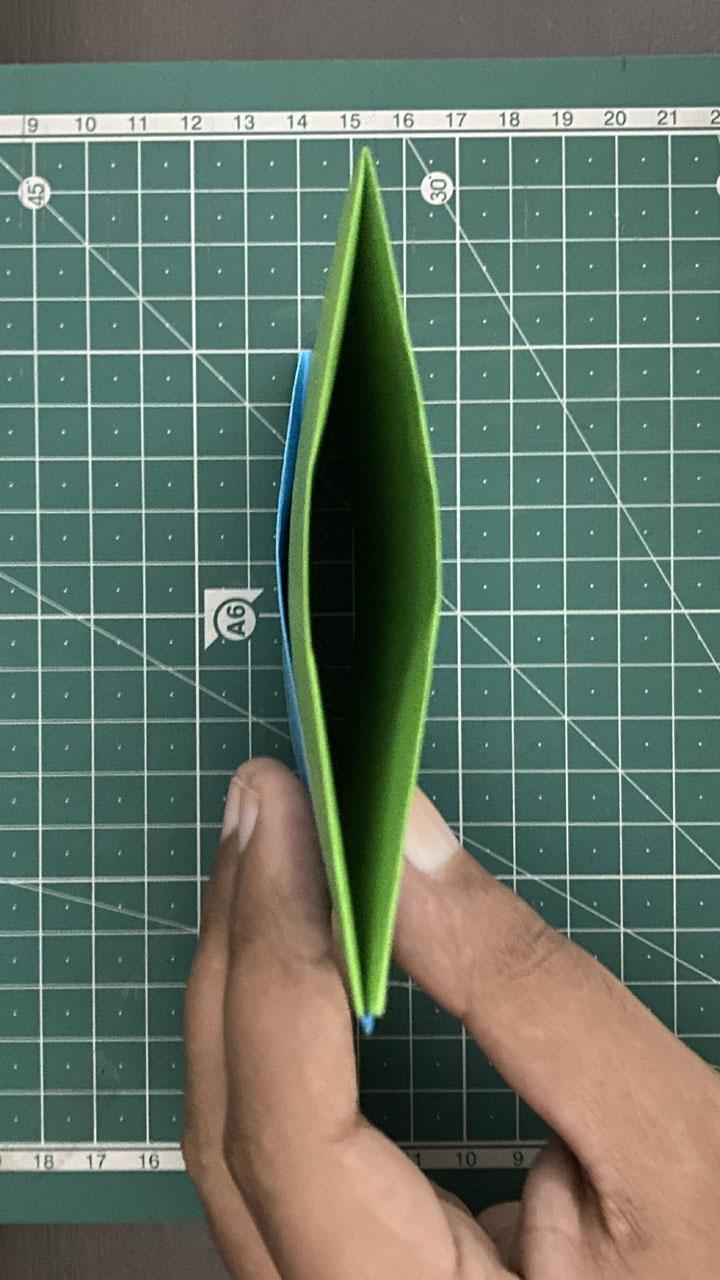 Build A Cute Origami Pencil Holder