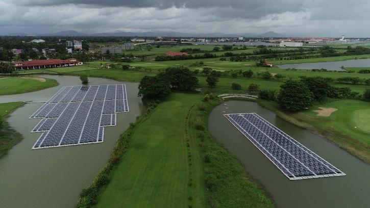 Kochi Airport Solar Plant