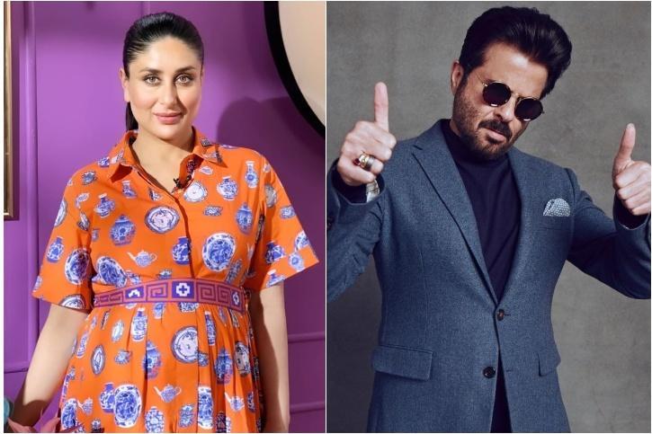 Kareena Kapoor and Anil Kapoor / Indiatimes