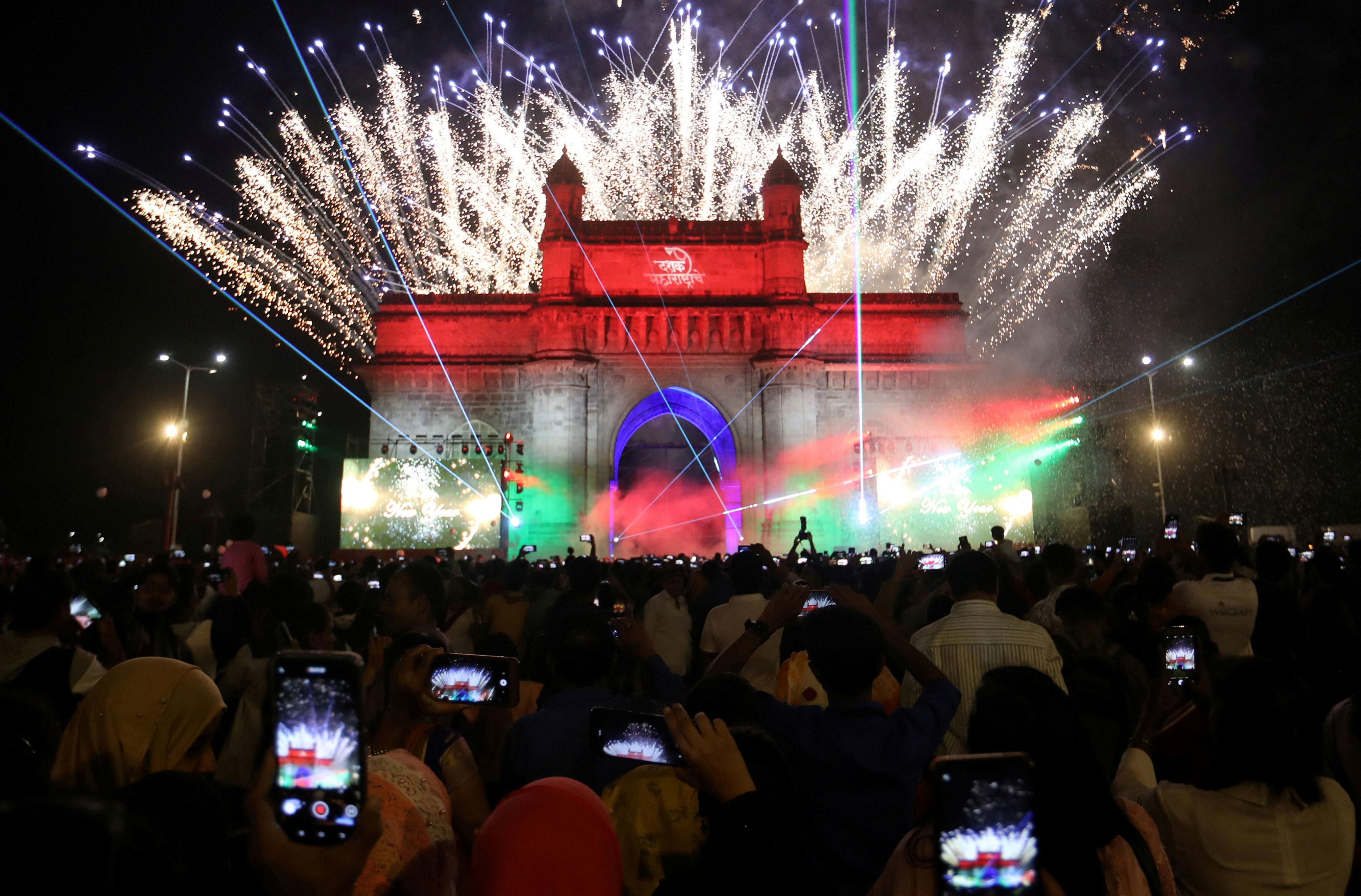 Mumbai New Year 2021