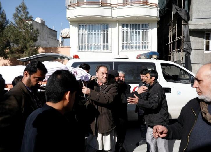 Afghan judges killed
