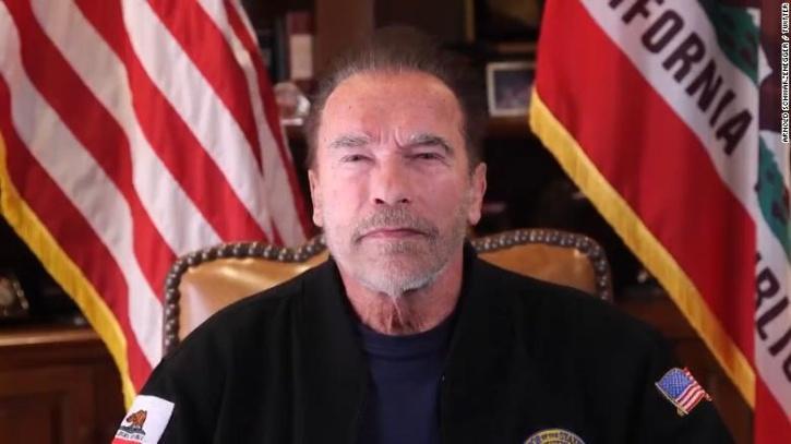 Arnold Schwarzenegger / Twitter