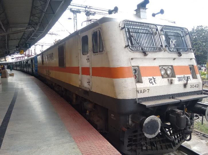 Vaigai Express