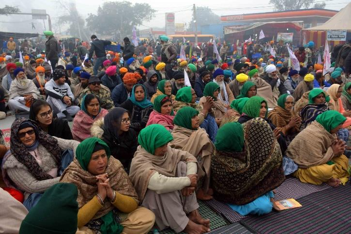 Farmers Protest Update