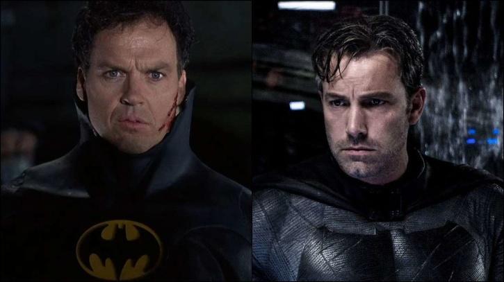 Michael Keaton and Ben Affleck / Indiatimes