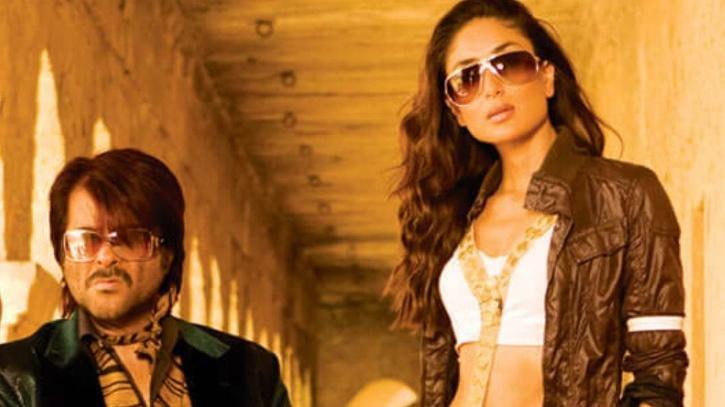 Anil Kapoor and Kareena Kapoor Khan in Tashan / Agencies