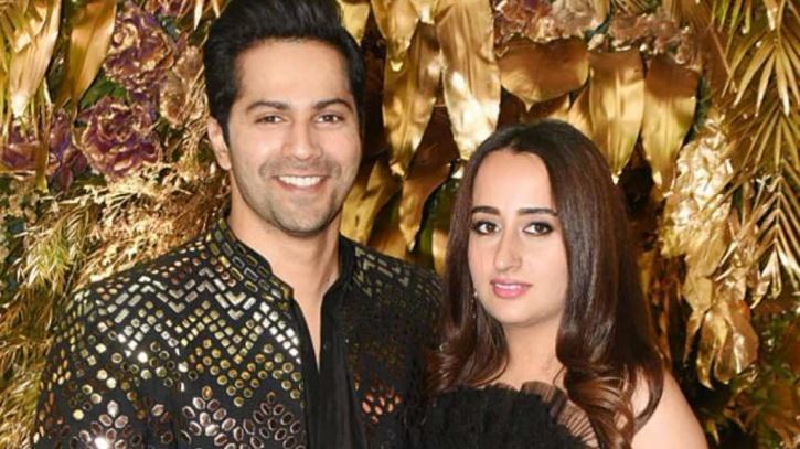 Varun Dhawan and Natasha Dalal / Viral Bhayani