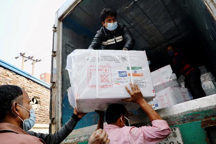 India COVID-19 Vaccine Export