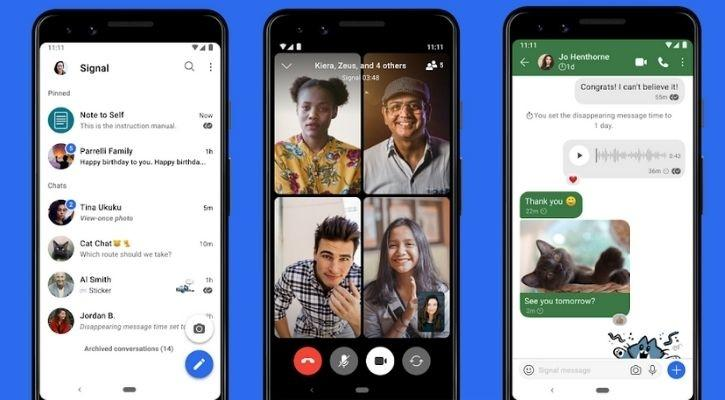 signal app whatsapp alternative