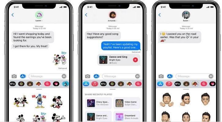 iphone imessage is a whatsapp alternative app