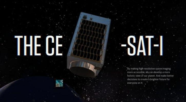 Canon nano satellite