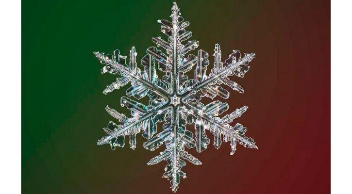 highest resolution snowflake