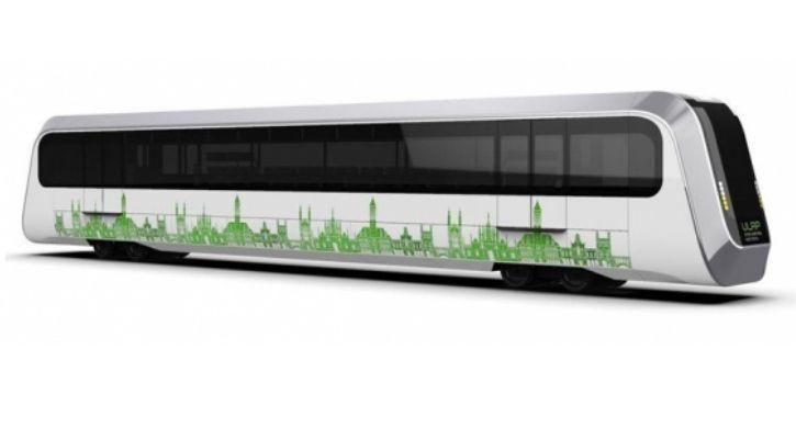 biomethane train