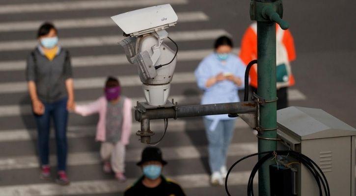 densest cctv surveillance