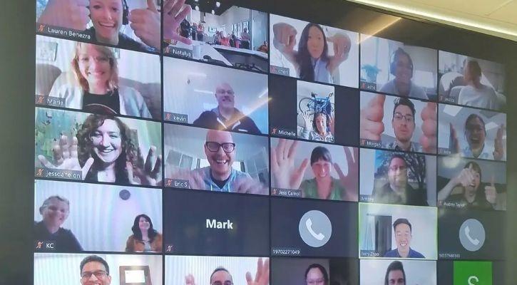 video conferencing carbon footprint