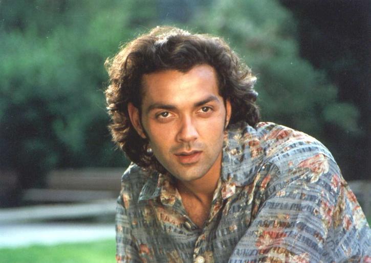 Bobby Deol in Aur Pyaar Ho Gaya.
