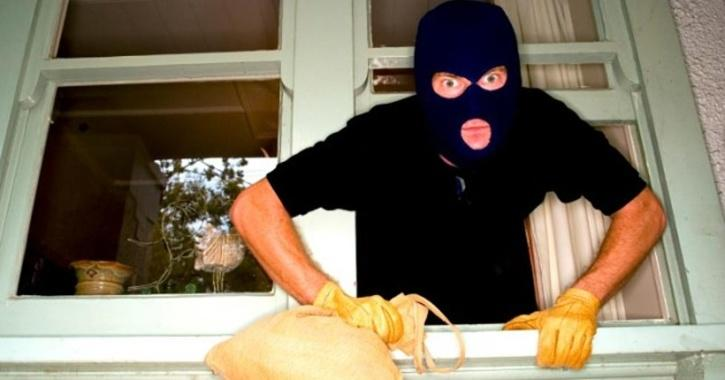 Stupid burglar