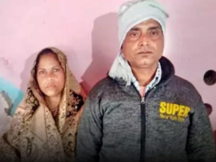 Narendra Singh and Najma