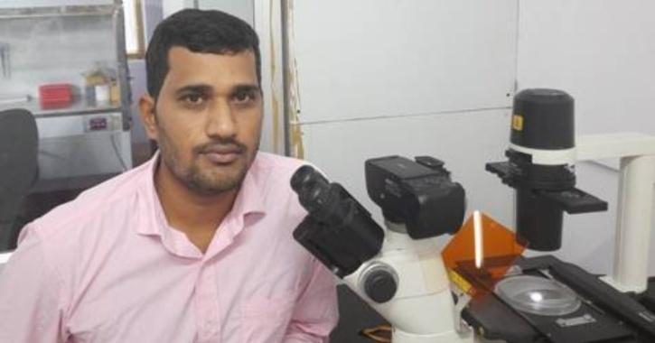 Dr Vimalraj Selvaraj, DST-INSPIRE Faculty