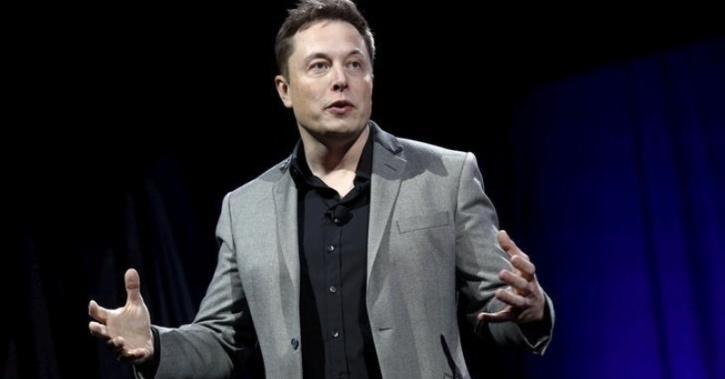Tesla CEO Elon Musk wrote