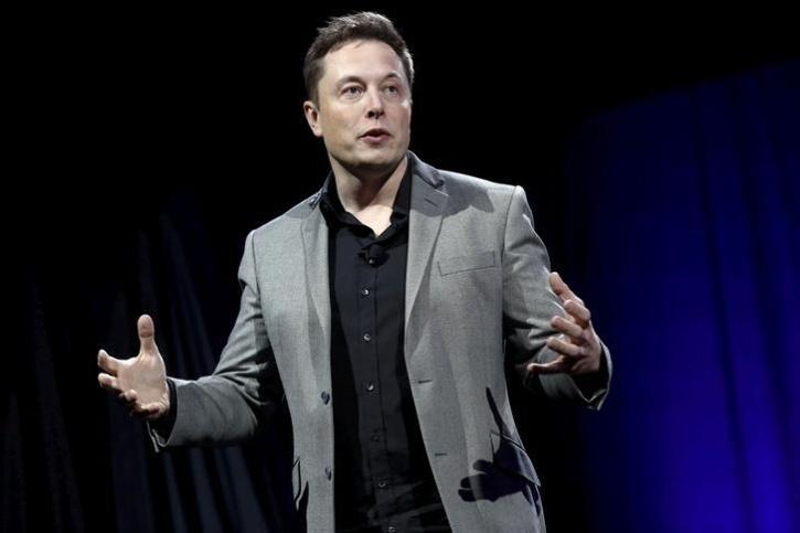 Elon Musk, 48, has been dating Grimes since 2018.