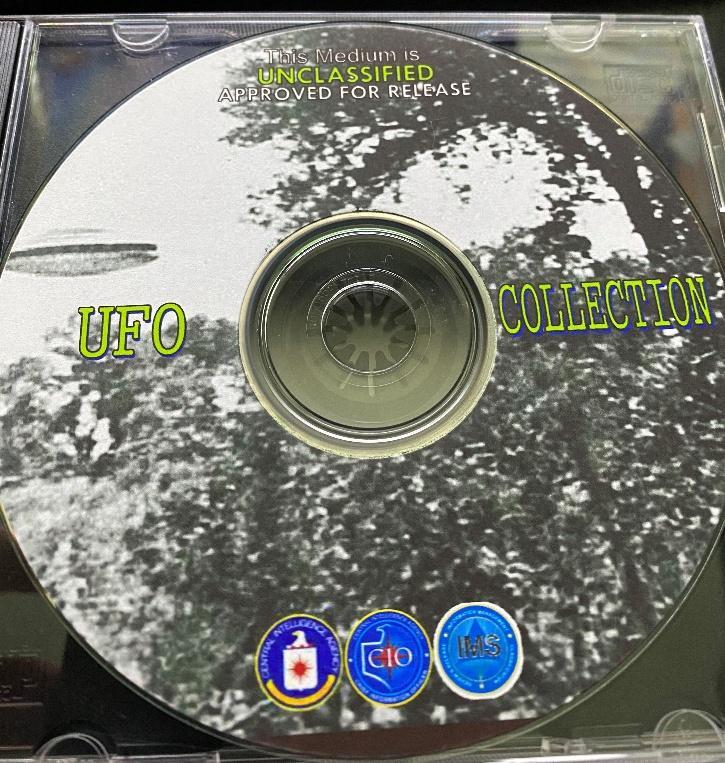 CD of files