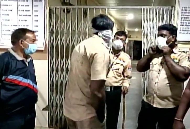Bhandara district hospital Fire