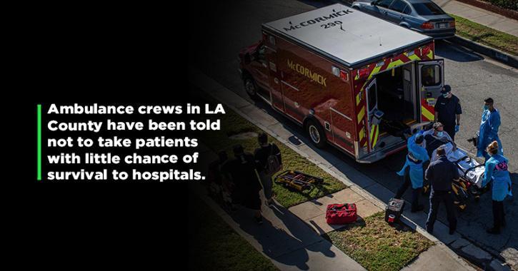Ambulance Los Angeles